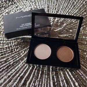 NEW MAC Double Feature #6 Eyeshadow Duo